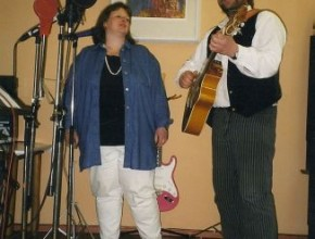 1998, Alexander Wolfrum und Cornelia Krines, Intra-Tonstudio