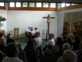 Konzert Steingaden / Langau Juli 2010