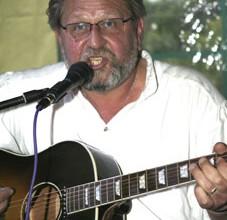 2009, Alexander Wolfrum im Solo-Konzert